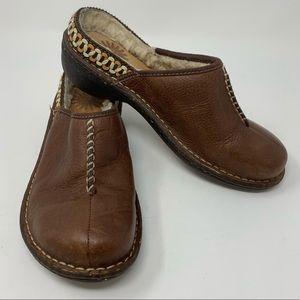 UGG | Kohala Leather Mules | Size 6